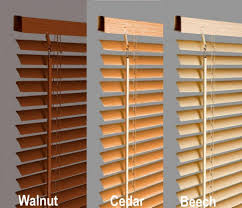 Plastic Blinds New 120cm Beech Natural Wood Effect Pvc Venetian Blinds