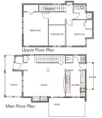 Sips Floor Plans Cottage 1 House Plan A Small Very Well Ordered Efficient