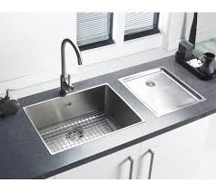 Astracast Large Single Bowl Square Topmount Inset OR Undermount - Kitchen sink waste kit