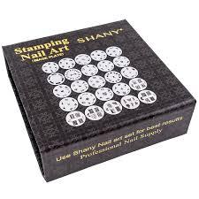 amazon com shany 2012 nail art polish stamp manicure image