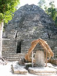 ruined city of cobá 6 16c quintana roo state mexico