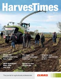 harvestimes january 2017 by claas uk issuu