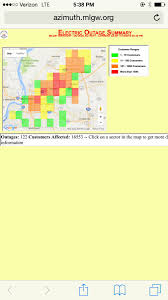 Mlgw Power Outage Map Bge Outage Map Fpl Outage Food Maps Wyoming On The Map