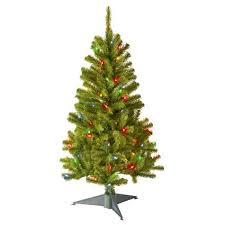 Shopko Trees Trimmerry 3 Canadian Fir Grande Tree With 50 Multi Lights Shopko