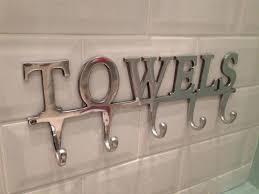 bathroom glamorous bathroom towel rack ideas with black and