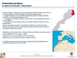 chambre de commerce du maroc superbe chambre de commerce maroc 1 pr233sentation