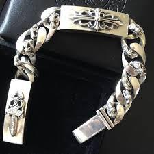 sterling silver hearts bracelet images 114 best chrome hearts images chrome hearts heart jpg