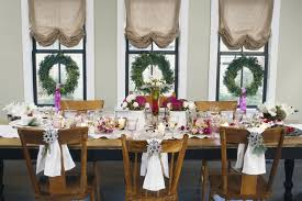 table centerpieces 49 best christmas table settings decorations and centerpiece