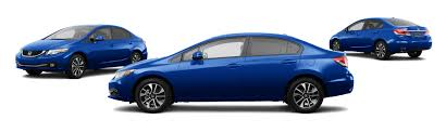 2013 honda civic ex l 4dr sedan w navi research groovecar
