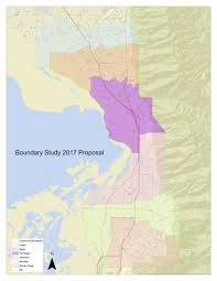 Layton Utah Map by Davis District Releases High Boundary Change Proposal