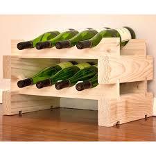 ideas wood wine racks u2014 home ideas collection simple ideas diy