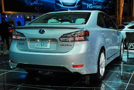 lexus hs 250h options toyota news pictures specifications price videos page 28