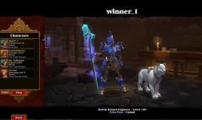 runic armor set contest winners update