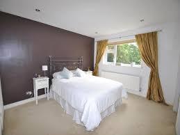 bedroom feature wallpaper ideas boncville com
