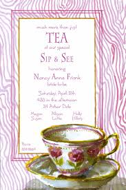 invitations by susan 26 best tea party invitations images on pinterest