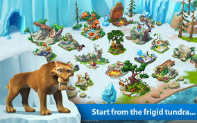 Map Of World Before Ice Age by Ice Age World Android Apps On Google Play