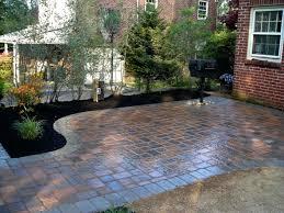 Backyard Pavers Design Ideas Patio Ideas Amazing Full Size Of Patio Patio Pavers Paver Patio