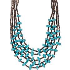 39 Off Ralph Lauren Jewelry Ralph Lauren Turquoise Beaded Necklace The Prettiest Necklace 2017