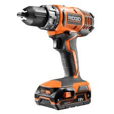 ridgid 18 volt cordless lithium ion 1 2 in compact drill driver