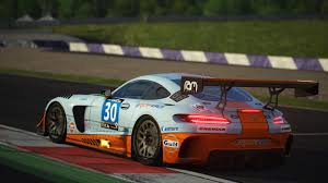 gulf car ram racing gulf amg gt3 racedepartment