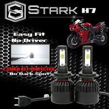 white led motorcycle light kit 2pcs 36w 4000lm seoul csp led motorcycle headlight kit 6000k white