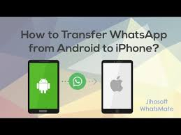 transfer whatsapp messages from iphone to android how to transfer whatsapp from android to iphone 7 plus 6s plus 6