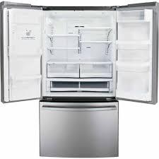Whirlpool Inch French Door Refrigerator - ge gfe29hsdss appliances28 6 cu ft french door refrirators