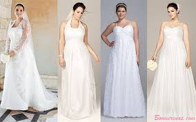 wedding dress type wedding dresses for your type apple shapes plus size