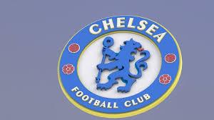 Chelsea Logo Chelsea Logo Logo Chelsea F C Keycreator Stl Step Iges Autocad Catia Solidworks