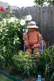 Garden Craft Terra Cotta Marker - 74 best flower pot people images on pinterest clay pot crafts