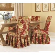 Sure Fit Dining Room Chair Covers Sure Fit Chair Covers Slipcovers For Less Overstock