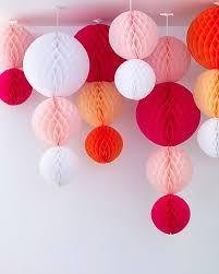 20 diy tissue paper pom poms tissue paper paper and globes