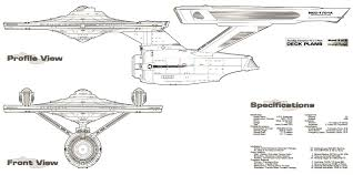 deck plans enterprise ncc 1701a deck plans