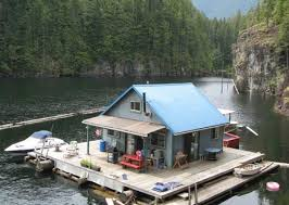 cabin porch houseboat hah buy a full floating cabin porch garden