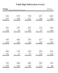 print out maths sheets printable subtraction sheet math skills practice sheet