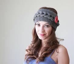 winter headbands cozy headband ear warmer pattern for winter womenitems