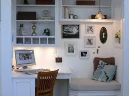 Computer Desk Inspiration Small Office Wonderful Small Home Office Space Decor Inspiration