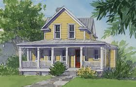 Southern Living Home Plans Sweetbay Cottage Southern Living House Plans Cottage Homes
