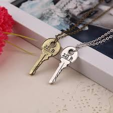 jewelry key necklace images Wholesale movie sherlock holmes jewelry key necklace the jpg