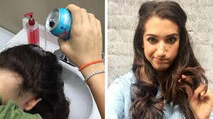 coke rinse hair club soda hair wash for volume today tests the treatment today com