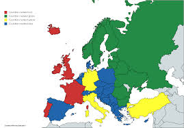 Proportional World Map by X Marks The Spot Except For All The Times When It Doesn U0027t