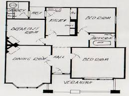 collection californian bungalow floor plans photos best image