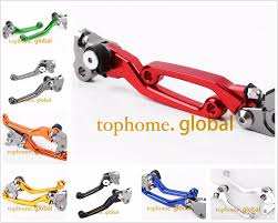 apico flexi lever set orange clutch lever brake lever for ktm exc
