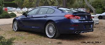 bmw alpina b6 price 540hp 3 7s 2015 bmw alpina b6 xdrive gran coupe is now available