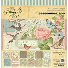 patterned paper pads card and scrapbooking