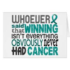 ovarian cancer sayings gifts on zazzle