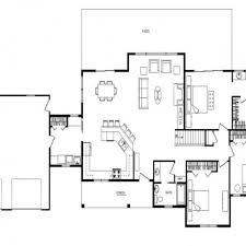 floor plans for a ranch house open floor plan ranch style house ranch house plans with open