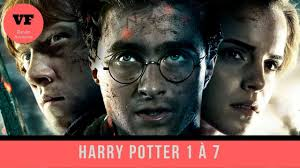harry potter la chambre des secrets vf harry potter 1 à 7 bande annonce vf groupement harry potter