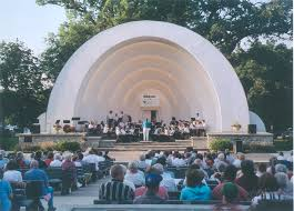 freeport concert band summer concert series freeport park district