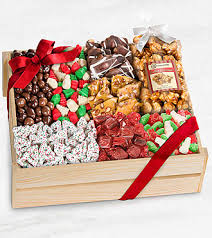 gourmet gift basket delights chocolate gourmet gift basket